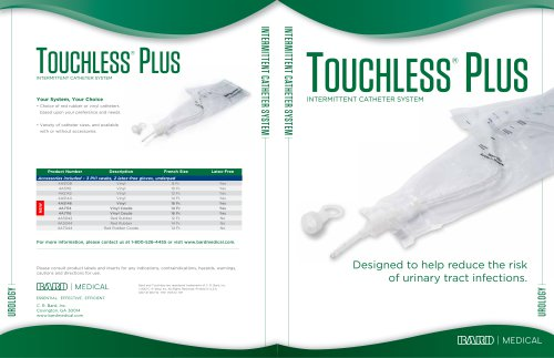 TOUCHLESS PLUS® Brochure