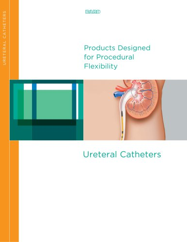 Ureteral Catheters Brochure