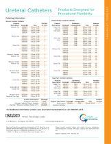 Ureteral Catheters Brochure - 4