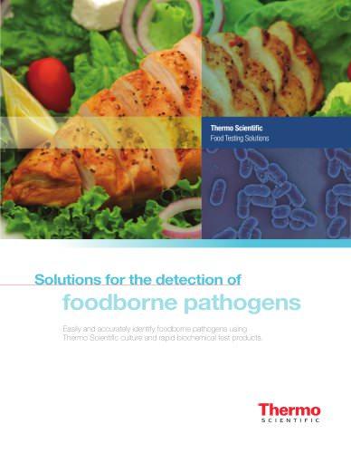 Foodborne Pathogens Testing Guide