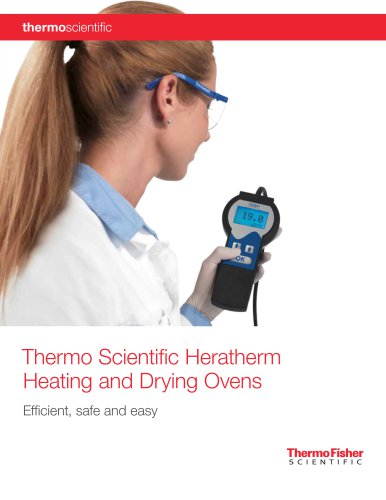 Heratherm Heating and Drying Ovens