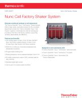 Nunc Cell Factory Shaker System