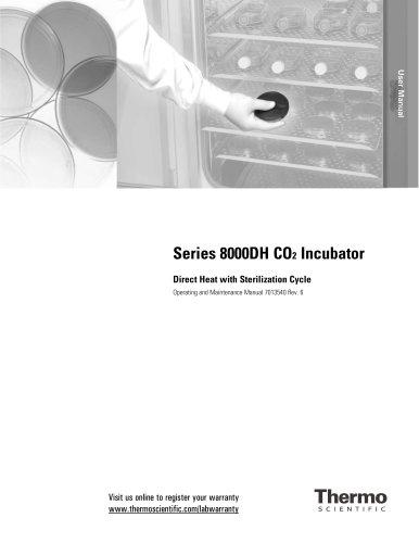 Series 8000 Direct-Heat CO2 Incubators