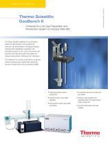 Thermo Scientific GasBench II