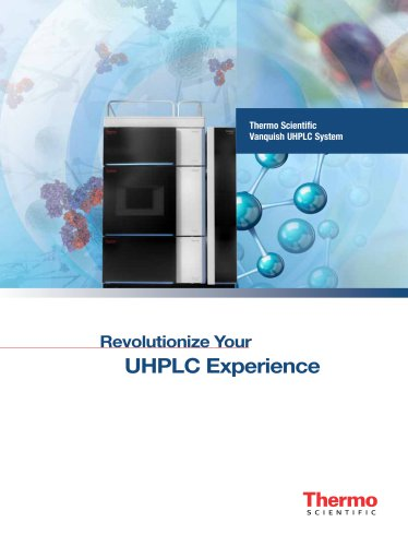 Vanquish Horizon UHPLC System
