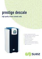 Prestige Descale