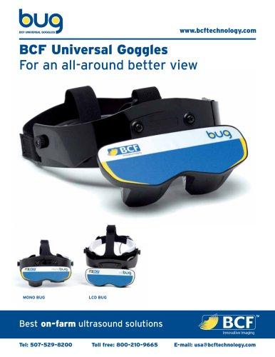 BCF Universal Goggles