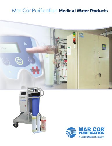 Dialysis Water Products Brochure