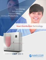 Heat Disinfection Technology Cost Savings