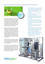 Experience gives us the edge: hercopur reverse osmosis units