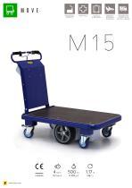 M15 Electric platform trolley - 1