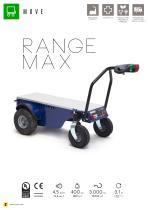 RANGE MAX Electric transport cart - 1