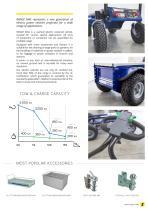 RANGE MAX Electric transport cart - 2