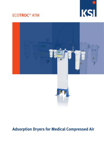 ECOTROC® ATM Medical compressed air