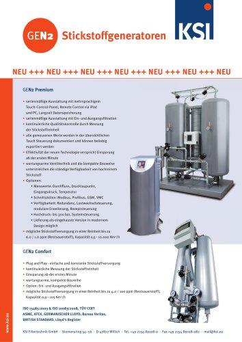 ECOTROC GEN2 Nitrogen generators