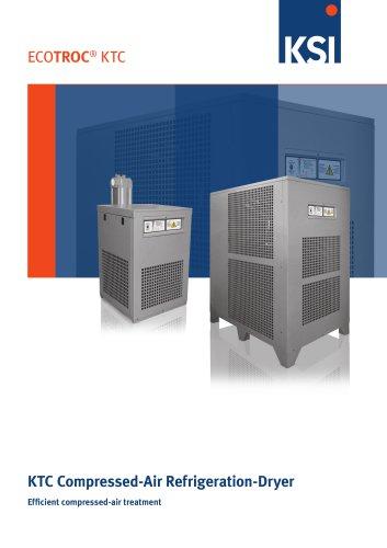 ECOTROC KTC Refrigeration dryers