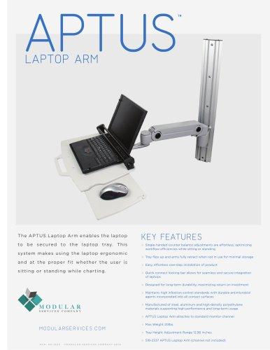 APTUS Laptop Arm