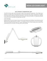 NOVA LED Exam Light
