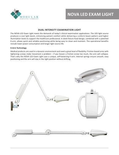 NOVA LED Exam Light