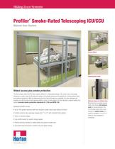 Smoke-Rated Telescoping ICU