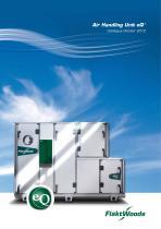 Air Handling Unit eQ Catalogue October 2012