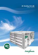 Air Handling Unit eQL Catalogue July 2012