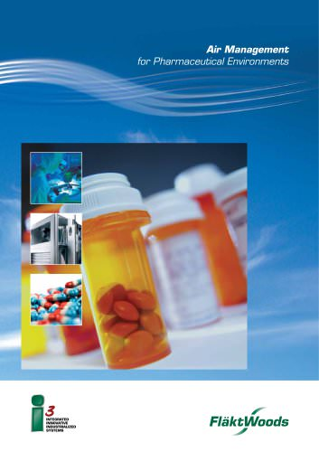 Air Management for Pharmaceutical Environments