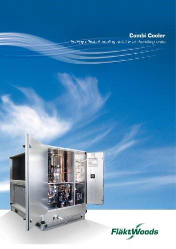 Combi Cooler Energy efficient cooling unit for air handling units