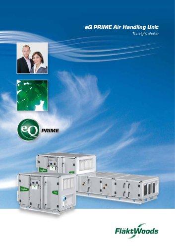 eQ PRIME Air Handling Unit The right choice