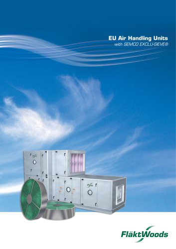 EU Air Handling Units with SEMCO EXCLU-SIEVE®