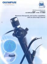 Olympus BF Type 1T60 Bronchofiberscope - 1