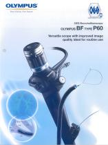 Olympus BF Type P60 Bronchofiberscope - 1