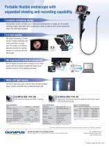 OLYMPUS MAF TYPE GM/TM Airway Mobilescope - 2