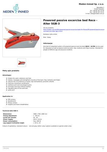 Alter SGB-3