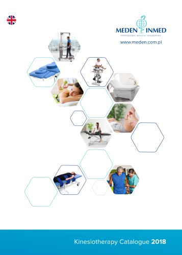 Meden-Inmed Kinesiotherapy Catalogue 2018