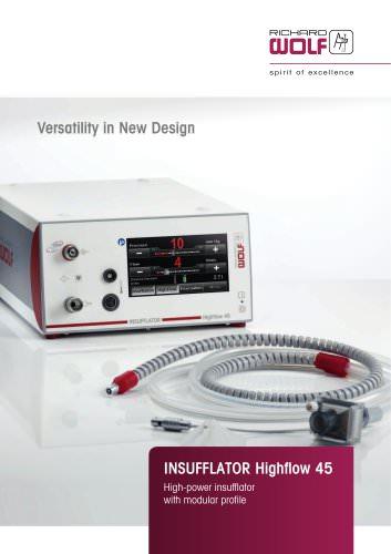 B 783 High Flow Insufflator45 GB VII13