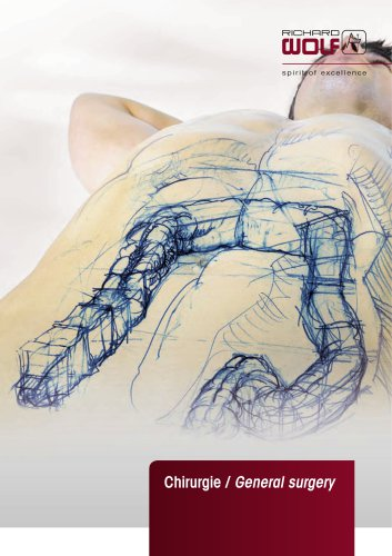 Catalogue General surgery