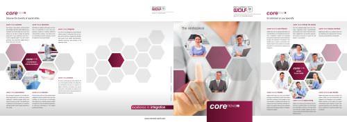 core nova Image Brochure