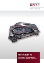 Sterisafe DURO A3 Brochure