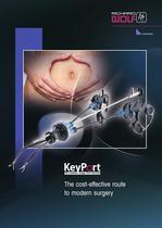 Surgery brochures B 774 Key Port V12 GB