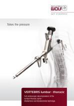 VERTEBRIS lumbar-thoracic