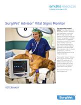 SurgiVet®  Advisor®  Vital Signs Monitor