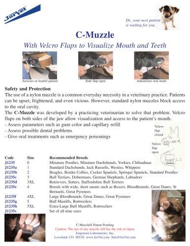 C Muzzle