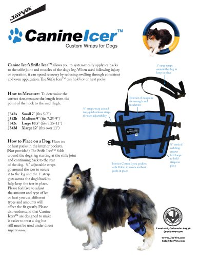 Canine Icer