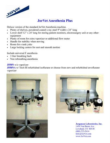 JorVet Anesthesia Plus