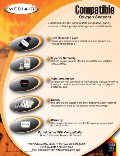 Compatible Oxygen Sensor