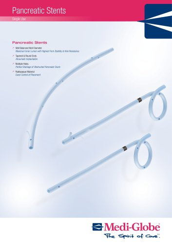 Pancreatic Stents