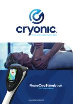 Cryoscreen Sport and therapeutic
