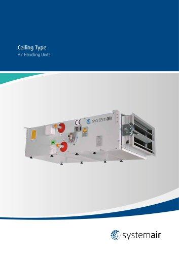 Ceiling Type Air Handling Units