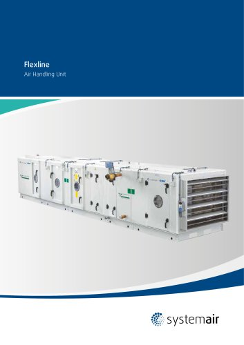Flexline Air Handling Unit Catalogue